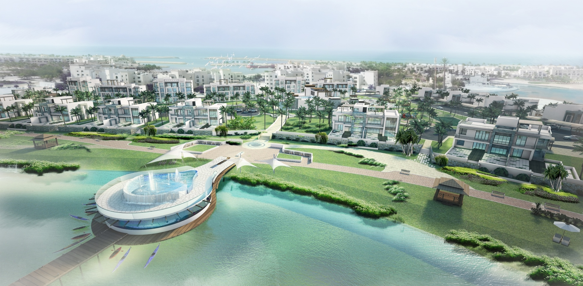 Muriya launches phase II of Lagoons in Hawana Salalah