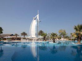 Jumeirah Beach Hotel Leisure Pool