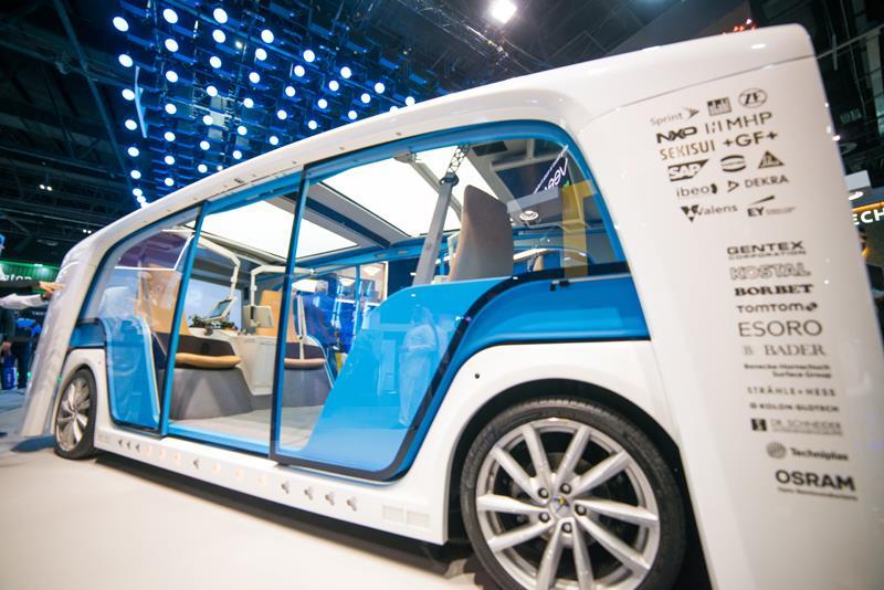 SAP introduces World's Smartest Concept Vehicles at GITEX