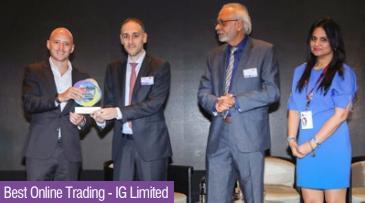 Best Online Trading - IG Limited